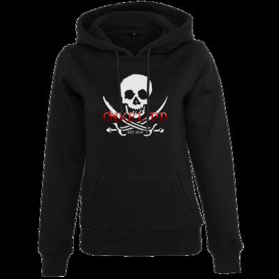 Motiv: Womens Heavy Hoody - Pirat