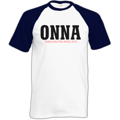 Motiv: Baseball-T FAIR WEAR - ONNA