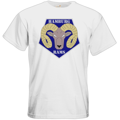 Motiv: T-Shirt Premium FAIR WEAR - Shadowrun (r) - Hamburg Rams