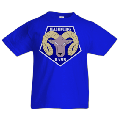 Motiv: Kids T-Shirt Premium FAIR WEAR - Shadowrun (r) - Hamburg Rams