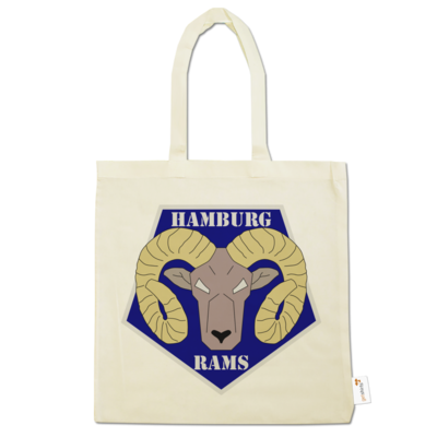 Motiv: Baumwolltasche - Shadowrun - Hamburg Rams