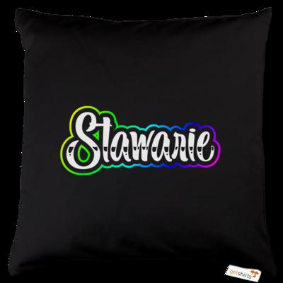 Motiv: Kissen Baumwolle - Rainbow
