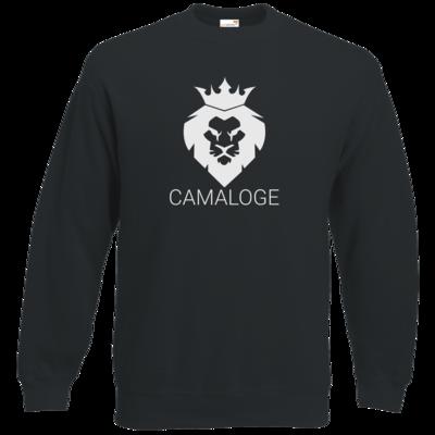 Motiv: Sweatshirt Classic - Camaloge-Löwe