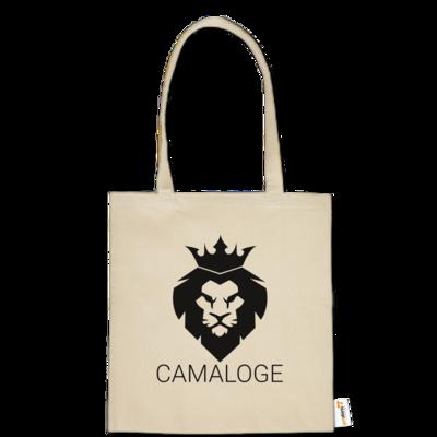 Motiv: Baumwolltasche - Camaloge-Löwe