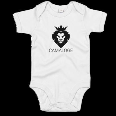 Motiv: Baby Body Organic - Camaloge-Löwe