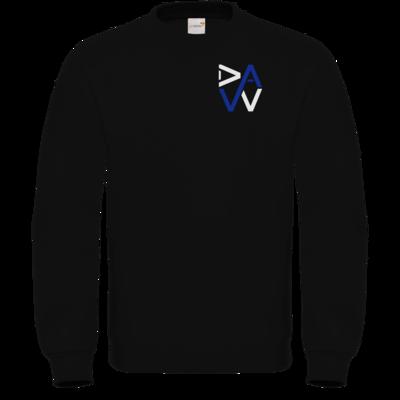 Motiv: Sweatshirt FAIR WEAR - DaW-Logo Blau