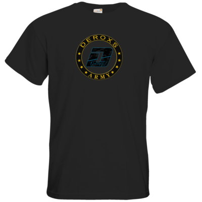Motiv: T-Shirt Premium FAIR WEAR - Deroxs Army D Logo