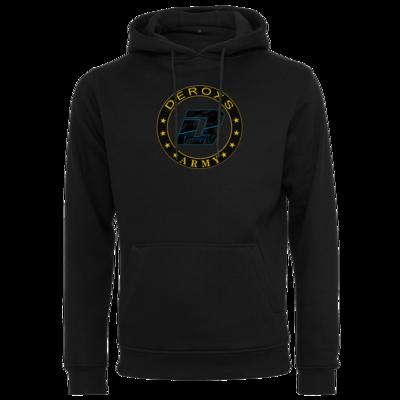 Motiv: Heavy Hoodie - Deroxs Army D Logo