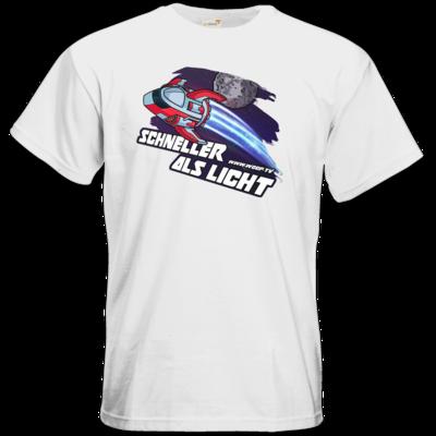 Motiv: T-Shirt Premium FAIR WEAR - schneller als licht