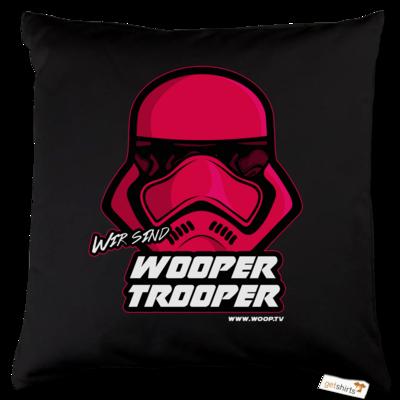 Motiv: Kissen Baumwolle - woopertrooper