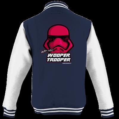 Motiv: College Jacke - woopertrooper