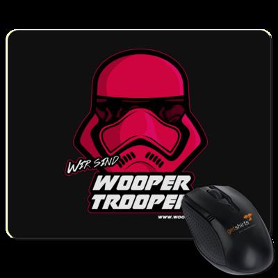 Motiv: Mousepad Textil - woopertrooper