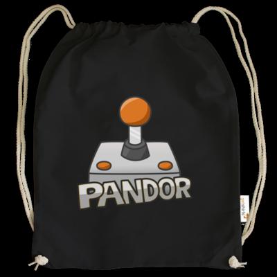 Motiv: Cotton Gymsac - Pandor Logo