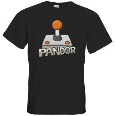 Motiv: T-Shirt Premium FAIR WEAR - Pandor Logo