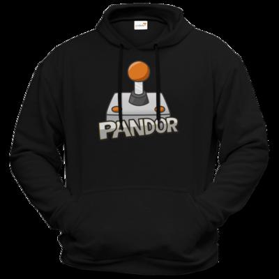 Motiv: Hoodie Premium FAIR WEAR - Pandor Logo