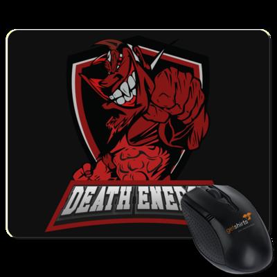 Motiv: Mousepad Textil - DeathEnergy Logo