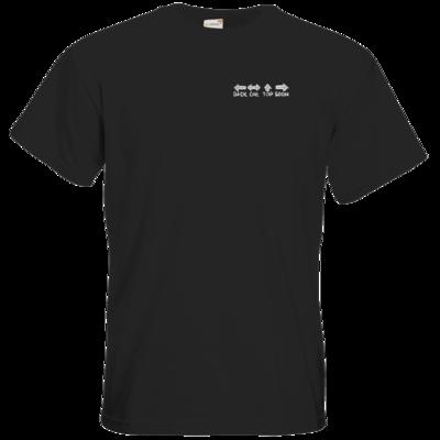 Motiv: T-Shirt Premium FAIR WEAR - Botslogo