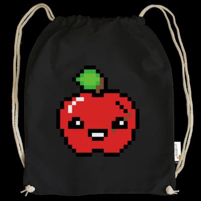 Motiv: Cotton Gymsac - Pixel Logo