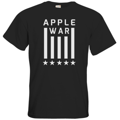 Motiv: T-Shirt Premium FAIR WEAR - Applewar Streifen