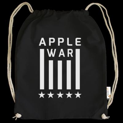 Motiv: Cotton Gymsac - Applewar Streifen