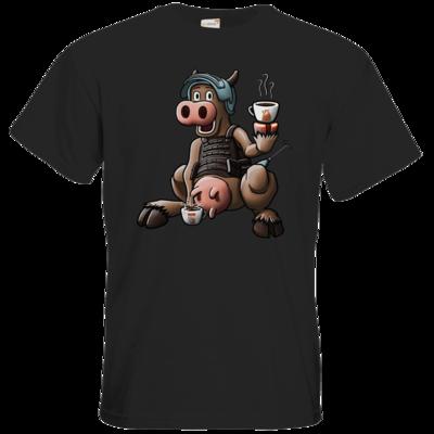 Motiv: T-Shirt Premium FAIR WEAR - Eisenkuh