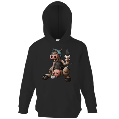 Motiv: Kids Hooded Sweat - Eisenkuh