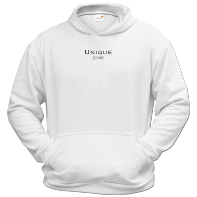 Motiv: Hoodie Classic - Unique
