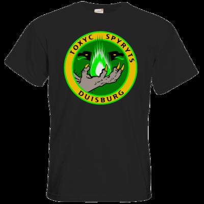 Motiv: T-Shirt Premium FAIR WEAR - Shadowrun (r) - Toxyc Spyryts Duisburg