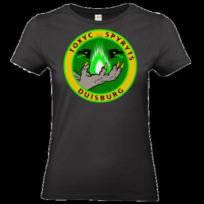 Motiv: T-Shirt Damen Premium FAIR WEAR - Shadowrun (r) - Toxyc Spyryts Duisburg
