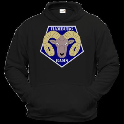 Motiv: Hoodie Classic - Shadowrun (r) - Hamburg Rams