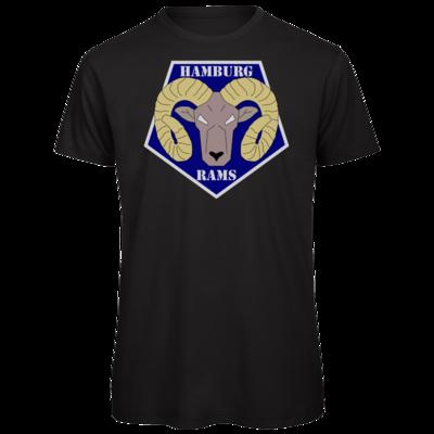 Motiv: Organic T-Shirt - Shadowrun - Hamburg Rams