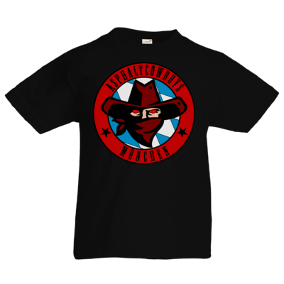 Motiv: Kids T-Shirt Premium FAIR WEAR - Shadowrun (r) - Asphaltcowboys München