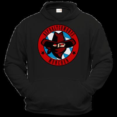 Motiv: Hoodie Classic - Shadowrun (r) - Asphaltcowboys München
