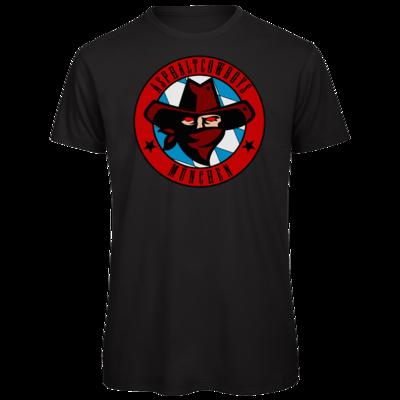 Motiv: Organic T-Shirt - Shadowrun (r) - Asphaltcowboys München