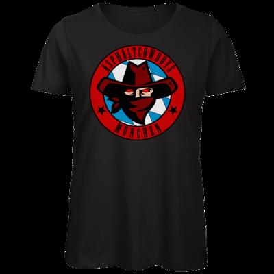 Motiv: Organic Lady T-Shirt - Shadowrun - Asphaltcowboys München