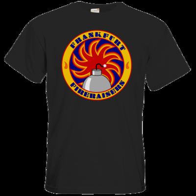 Motiv: T-Shirt Premium FAIR WEAR - Shadowrun - Frankfurt Fireraisers