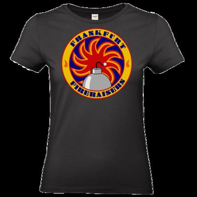 Motiv: T-Shirt Damen Premium FAIR WEAR - Shadowrun - Frankfurt Fireraisers