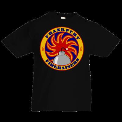 Motiv: Kids T-Shirt Premium FAIR WEAR - Shadowrun - Frankfurt Fireraisers
