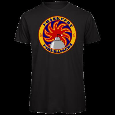 Motiv: Organic T-Shirt - Shadowrun (r)  - Frankfurt Fireraisers