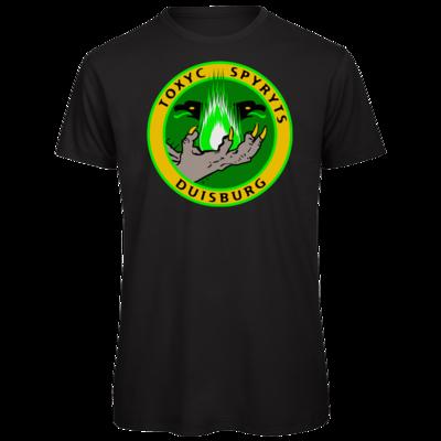 Motiv: Organic T-Shirt - Shadowrun - Toxyc Spyryts Duisburg