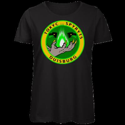 Motiv: Organic Lady T-Shirt - Shadowrun - Toxyc Spyryts Duisburg