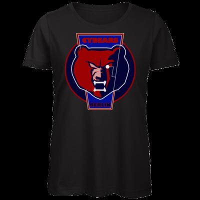 Motiv: Organic Lady T-Shirt - Shadowrun - Cybears Berlin
