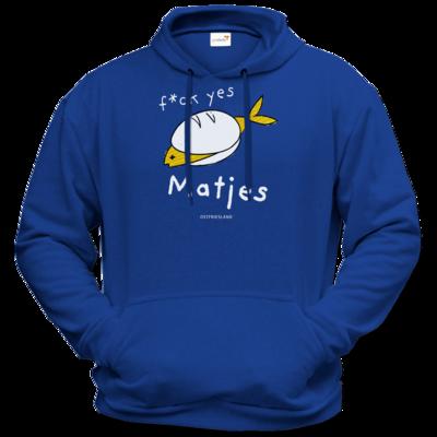 Motiv: Hoodie Premium FAIR WEAR - f*ck yes Matjes