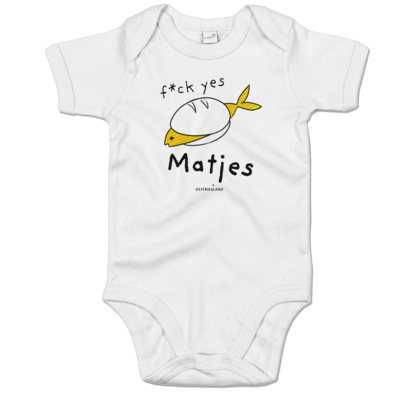 Motiv: Baby Body Organic - f*ck yes Matjes