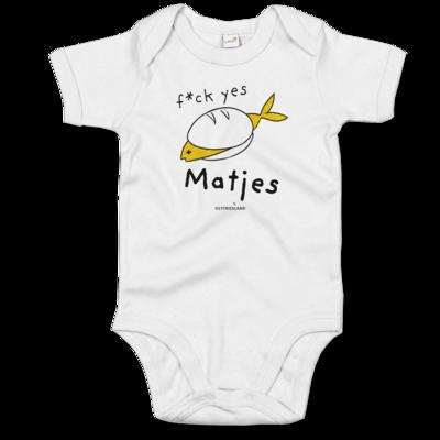 Motiv: Baby Body Organic - f*ck yes Matjes