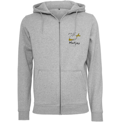 Motiv: Heavy Zip-Hoodie - f*ck yes Matjes