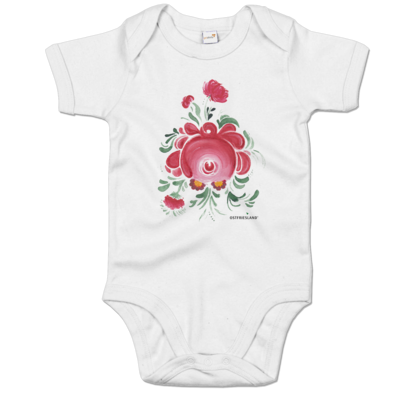 Motiv: Baby Body Organic - Ostfriesische Teerose