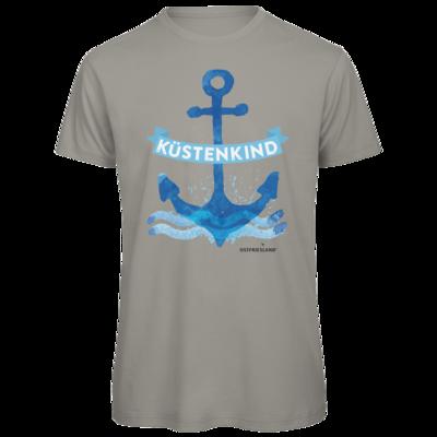 Motiv: Organic T-Shirt - Anker Kuestenkind