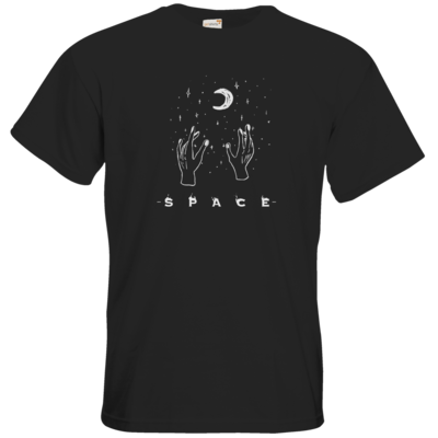Motiv: T-Shirt Premium FAIR WEAR - Space