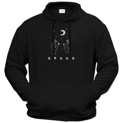 Motiv: Hoodie Premium FAIR WEAR - Space